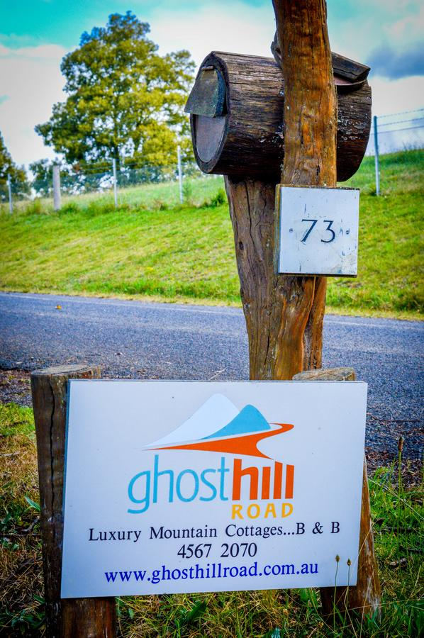 Ghost Hill Road - QLD Tourism