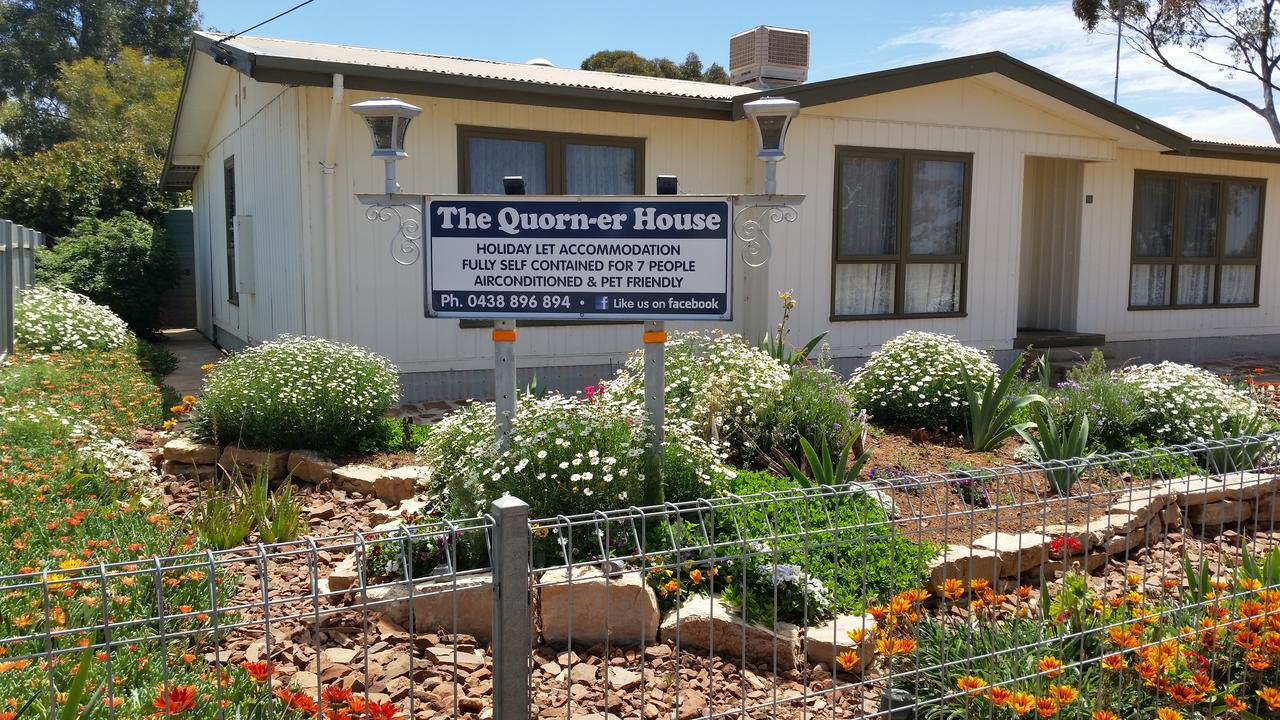 The Quorn-er House - QLD Tourism