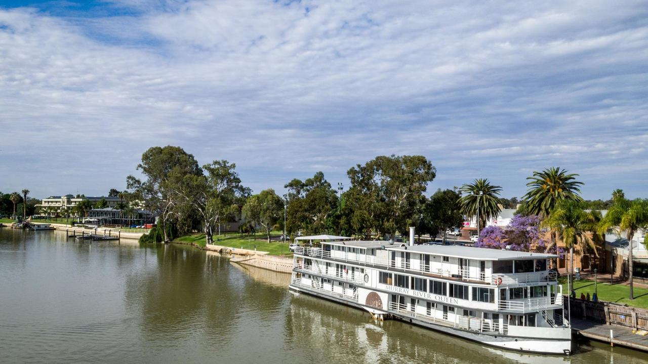 Murray River Queen - QLD Tourism