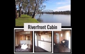 Murray Bridge Riverview cabin - QLD Tourism