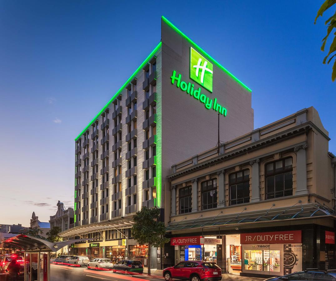 Holiday Inn Perth City Centre - QLD Tourism