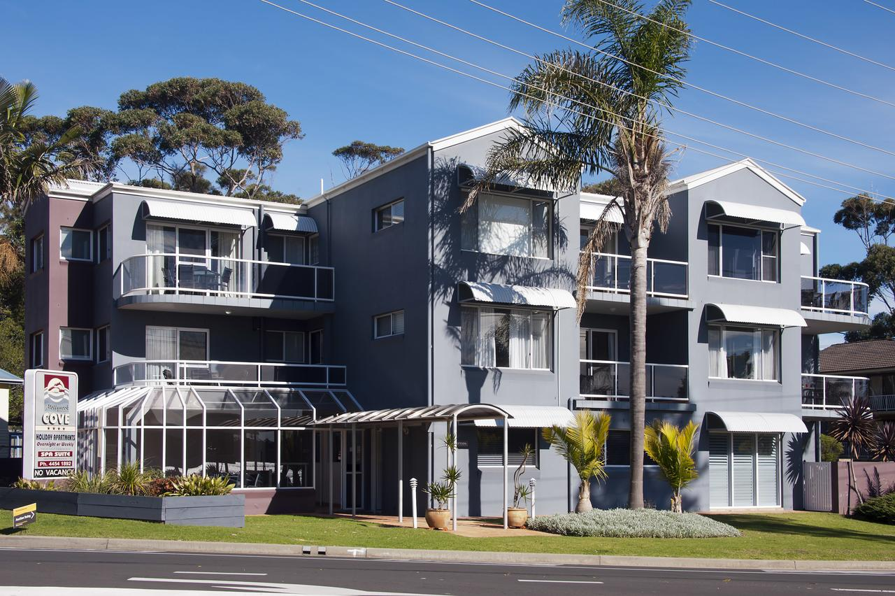 Mollymook Cove Apartments - QLD Tourism