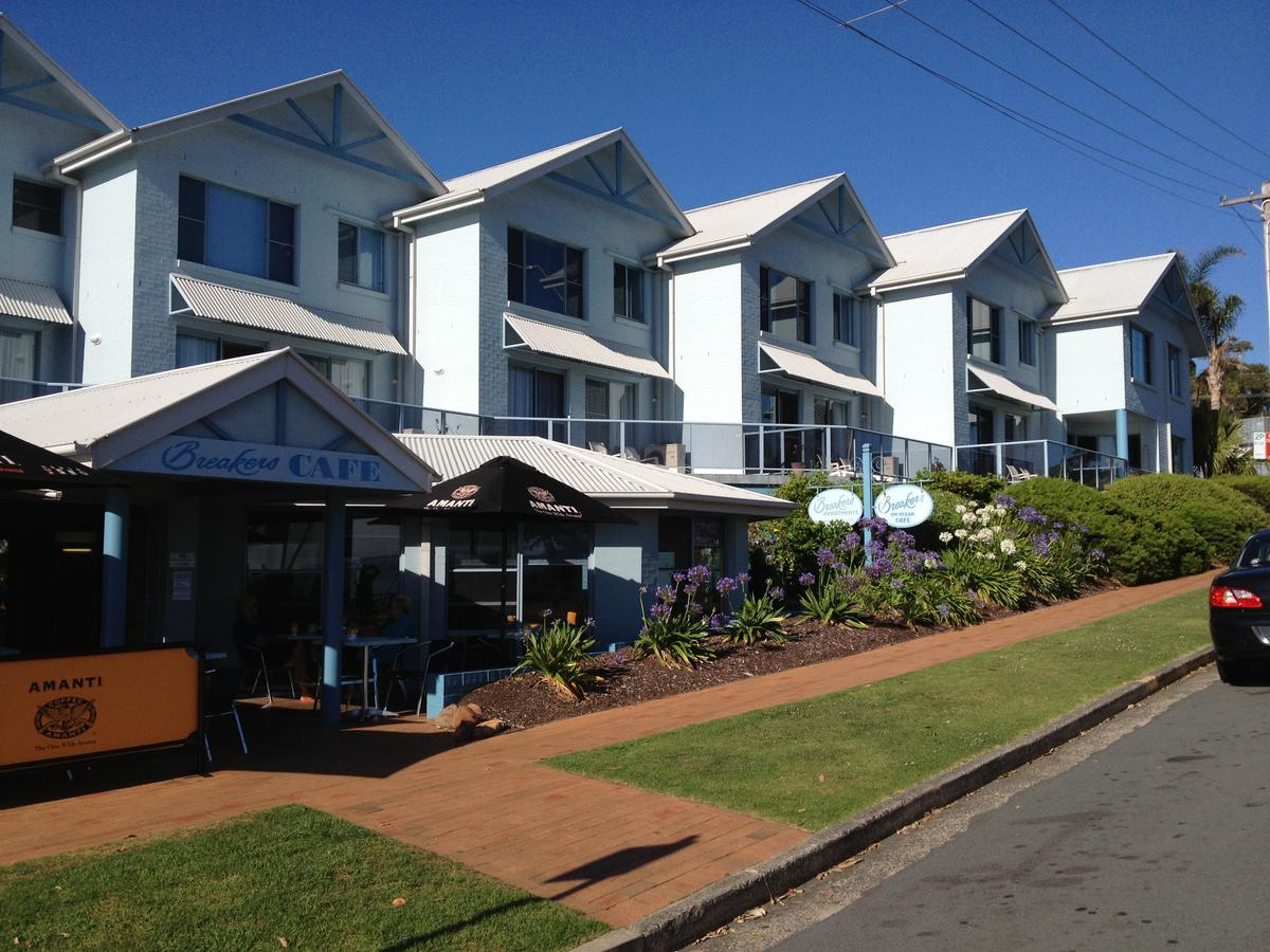 Breakers Apartments - QLD Tourism