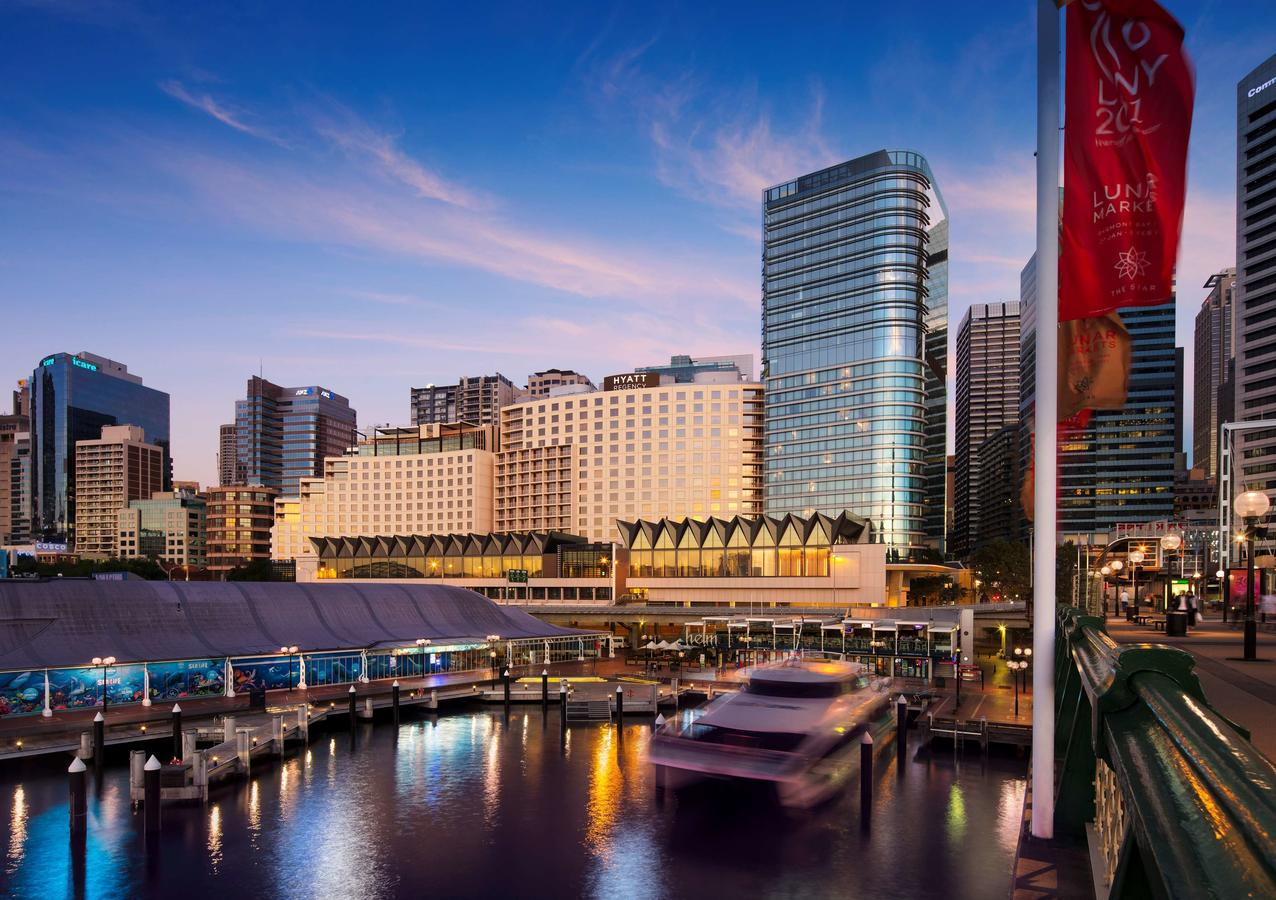 Hyatt Regency Sydney - QLD Tourism