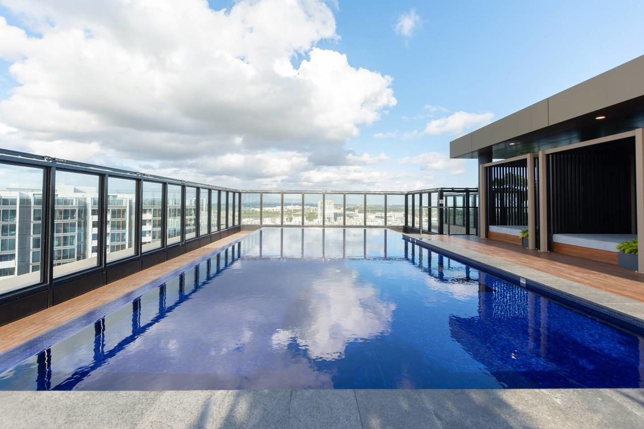 Japanese Style waterfront apt wt rooftop pool - QLD Tourism