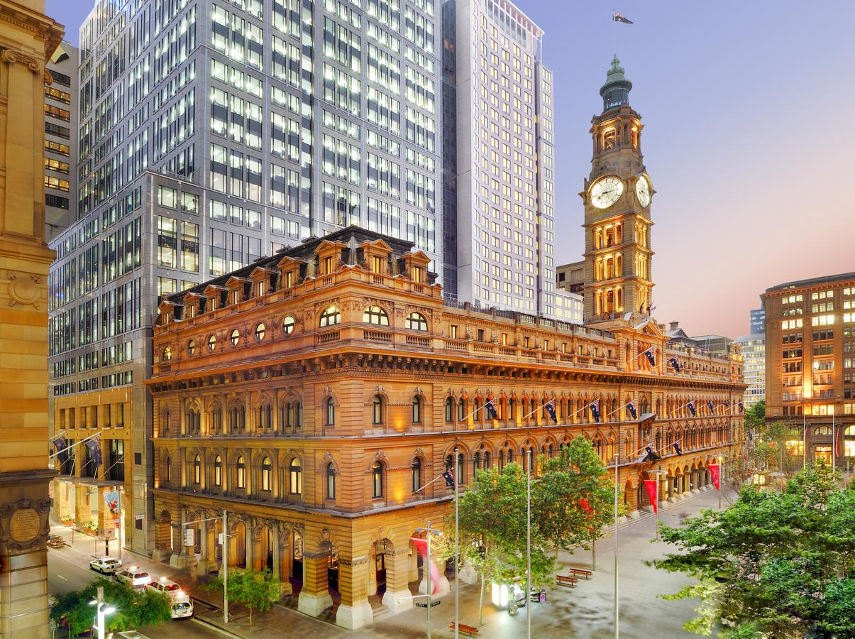 The Fullerton Hotel Sydney - QLD Tourism