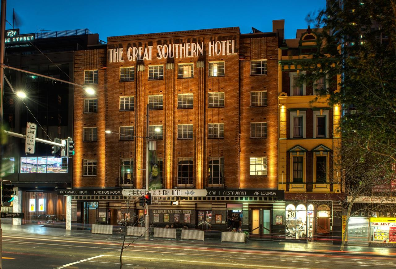 Great Southern Hotel Sydney - QLD Tourism