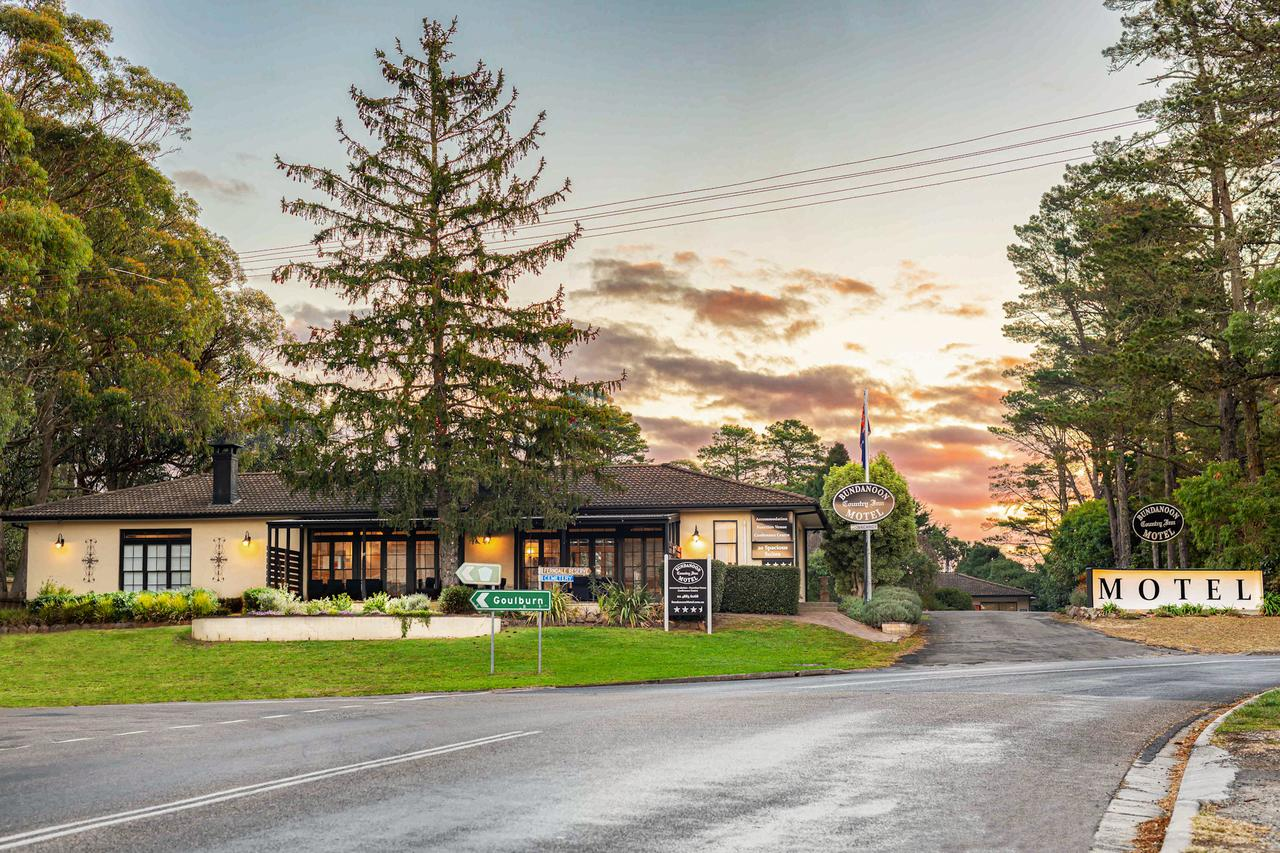 Bundanoon Country Inn Motel - QLD Tourism
