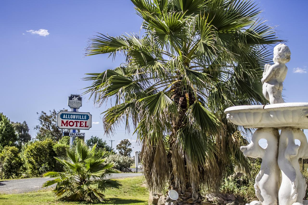 Allonville Gardens Motel - QLD Tourism