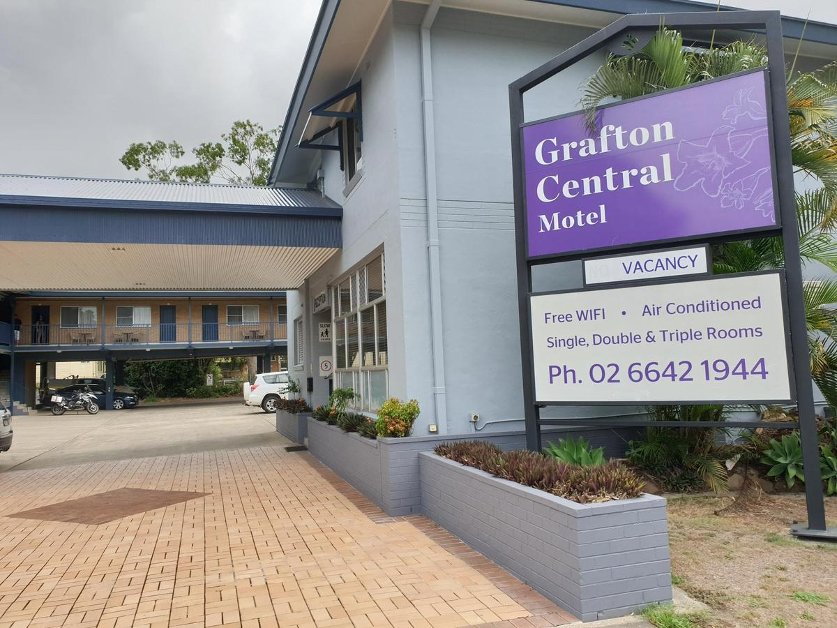 Grafton Central Motel - QLD Tourism