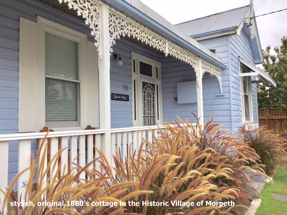 Morpeth Cottage - QLD Tourism