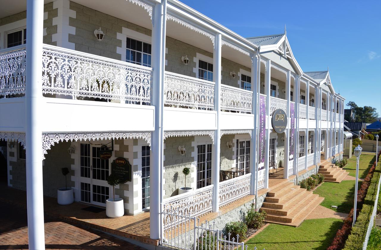 Ashby House Motor Inn - QLD Tourism