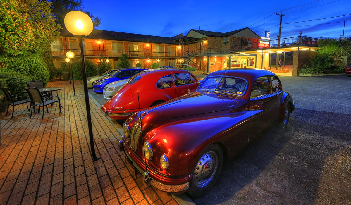 Cooma Motor Lodge Motel - QLD Tourism