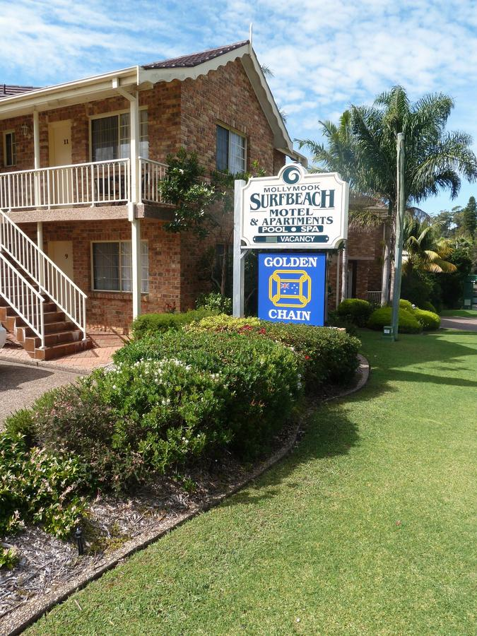 Mollymook Surfbeach Motel  Apartments - QLD Tourism
