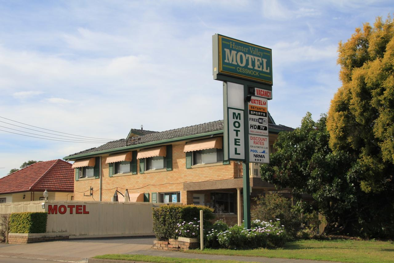 Hunter Valley Motel - QLD Tourism