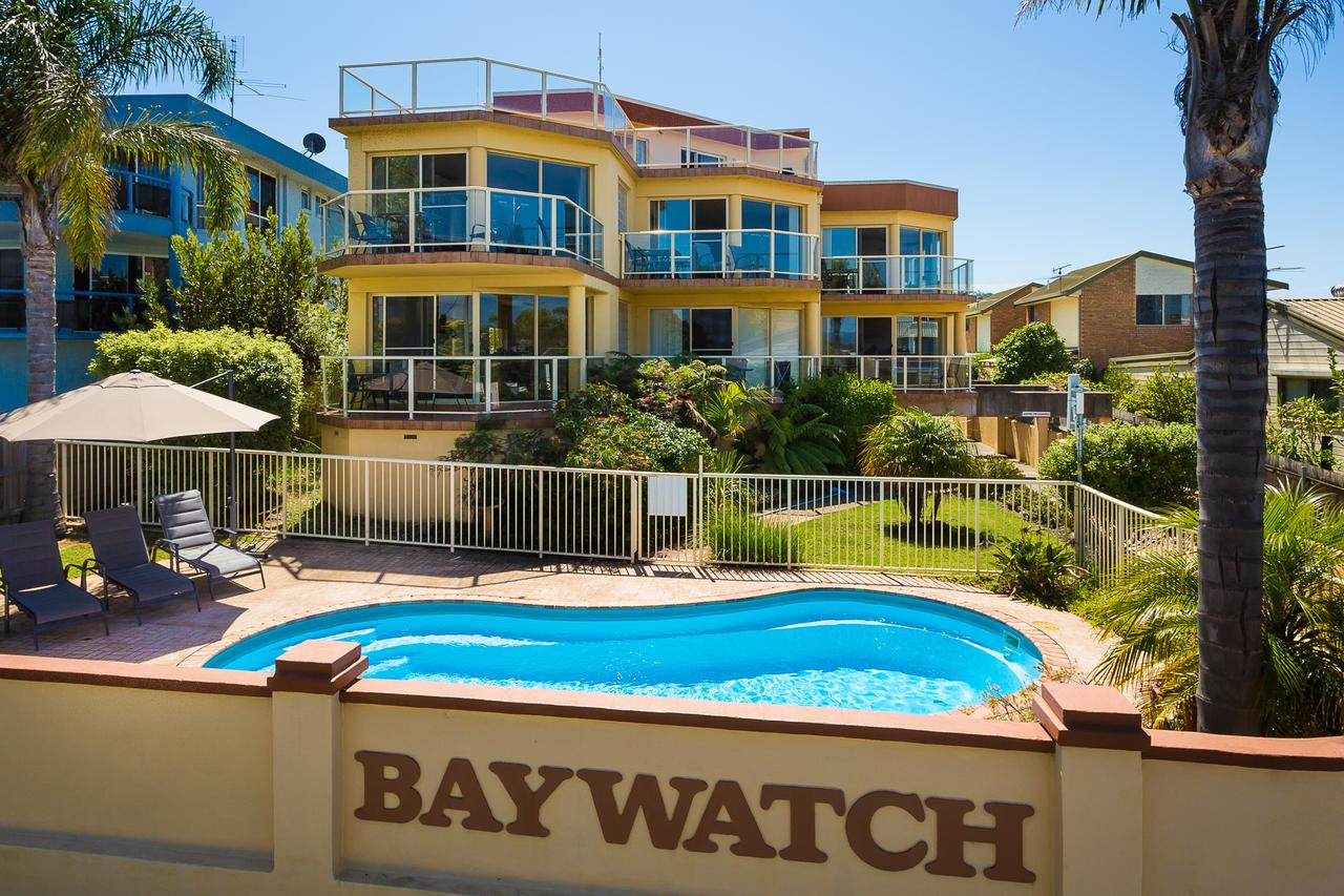 Baywatch Apartments Merimbula - QLD Tourism
