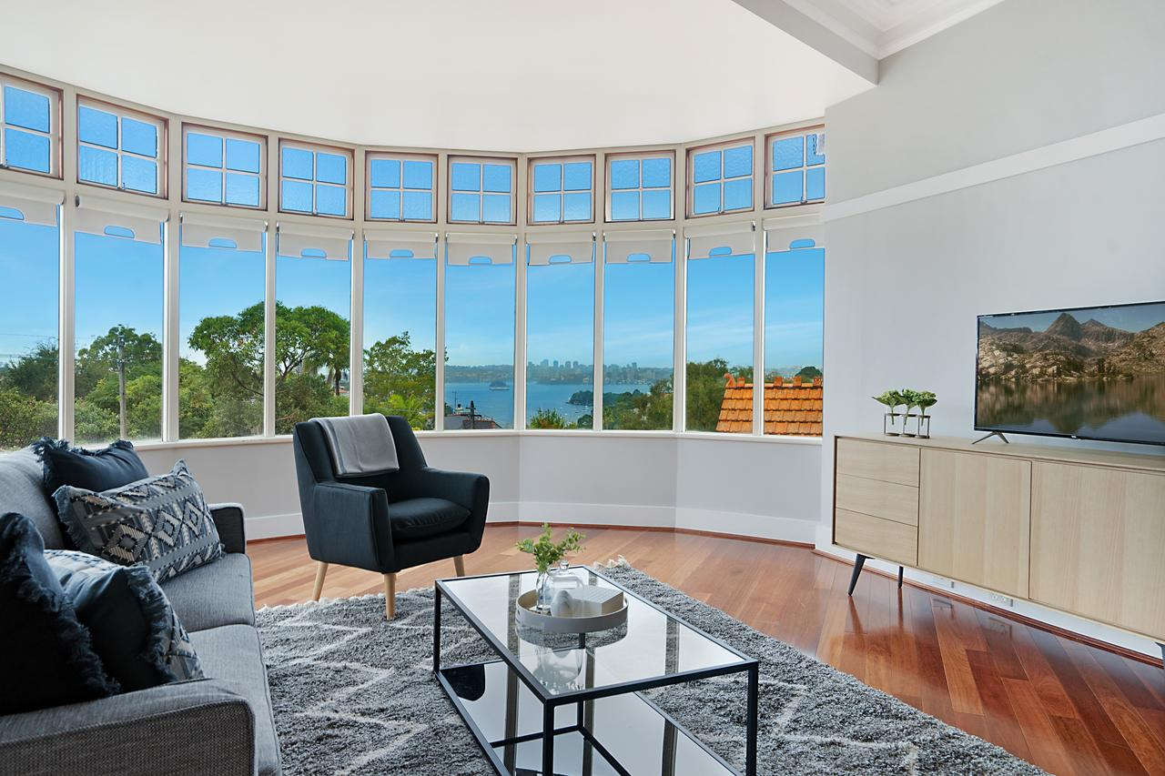 Huge Harbour View Apartment In Historic Home - QLD Tourism