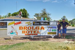 Brolga Hotel Motel - Coleambally - QLD Tourism