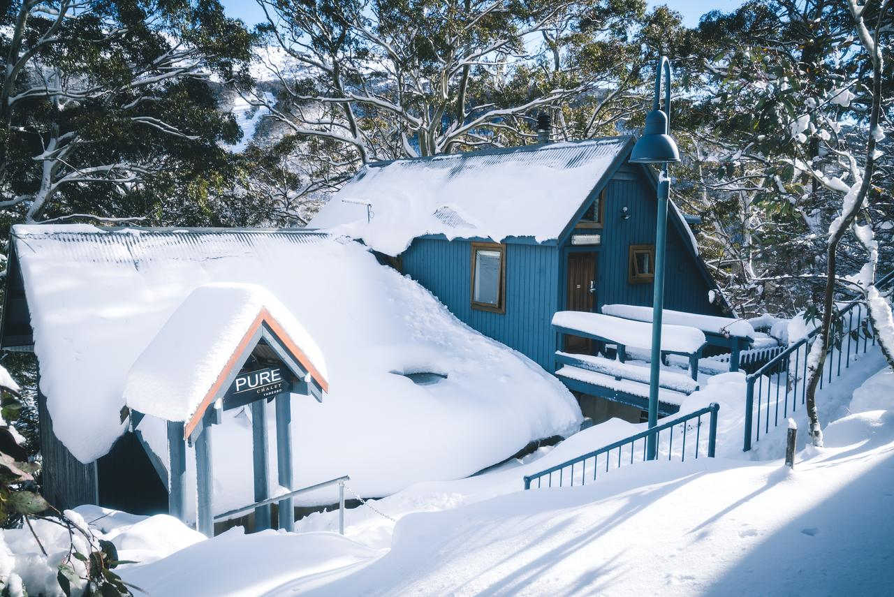 Pure Chalet Thredbo - QLD Tourism