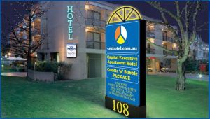 Capital Executive Apartment Hotel - QLD Tourism