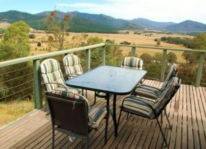 Buckland Valley Views - QLD Tourism
