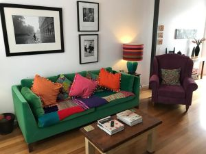 Colourful Darlinghurst Home In Perfect Location by Hyde Park - QLD Tourism