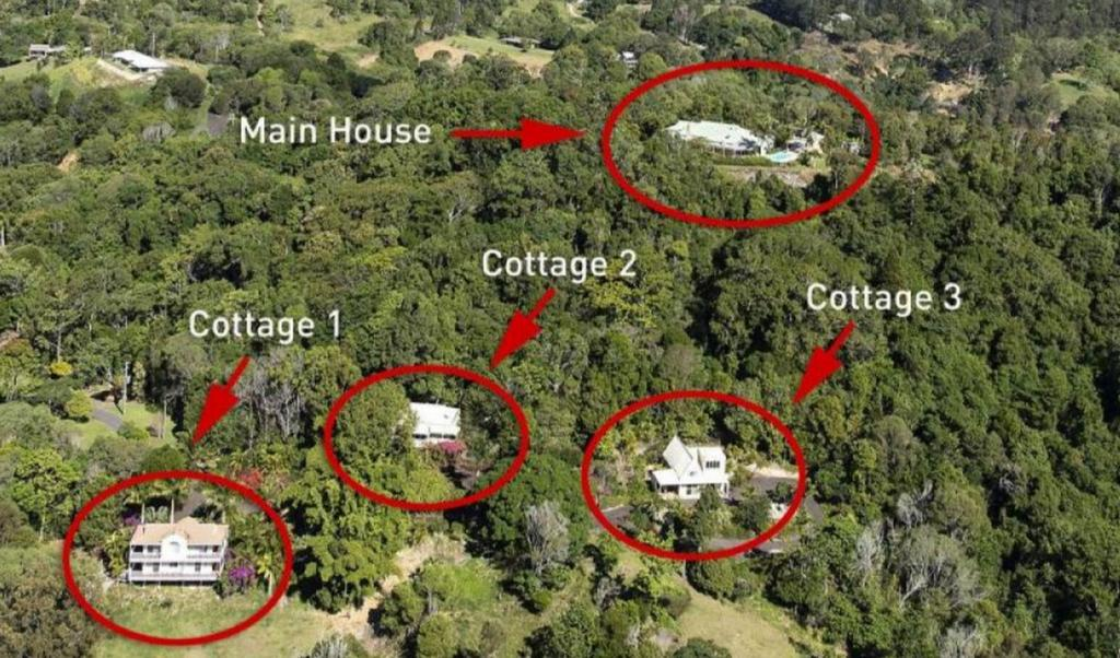 Cooroy Country Cottages - QLD Tourism