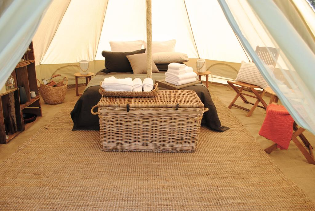 Cosy Tents - Daylesford - QLD Tourism