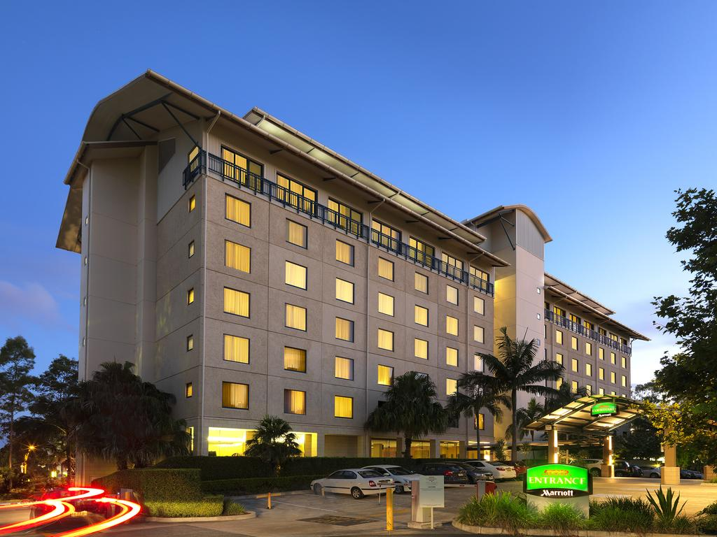 Courtyard by Marriott Sydney-North Ryde - QLD Tourism