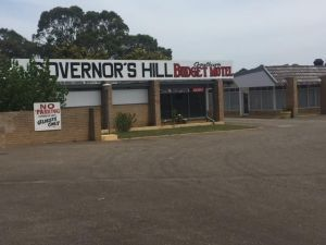 Governors Hill Motel - QLD Tourism