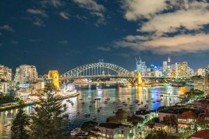 MLB48-Sydney Harbour Stunning view studio with free parking - QLD Tourism