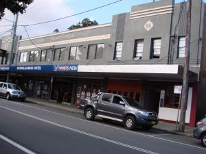 Murwillumbah Hotel and Apartments - QLD Tourism