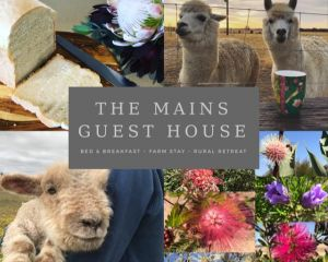 The Mains Guest House - QLD Tourism