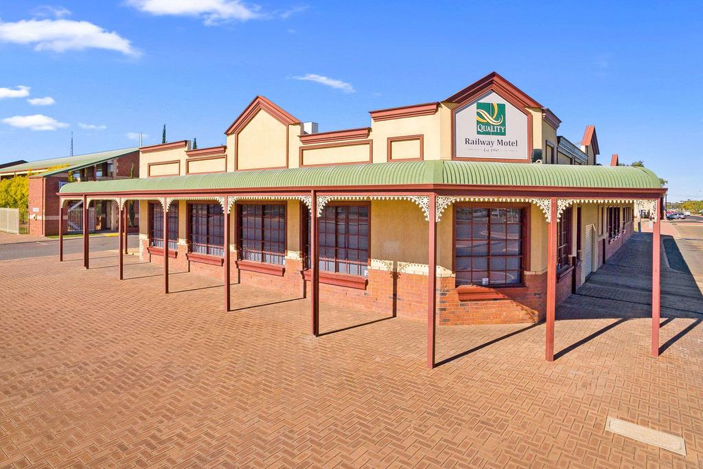 Quality Inn Railway Motel - QLD Tourism