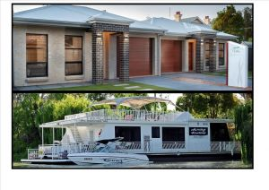 Renmark River Villas and Boats  Bedzzz - QLD Tourism