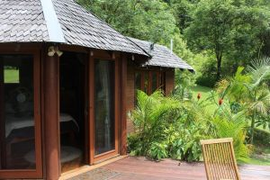 Silk Pavilions Glamping - QLD Tourism