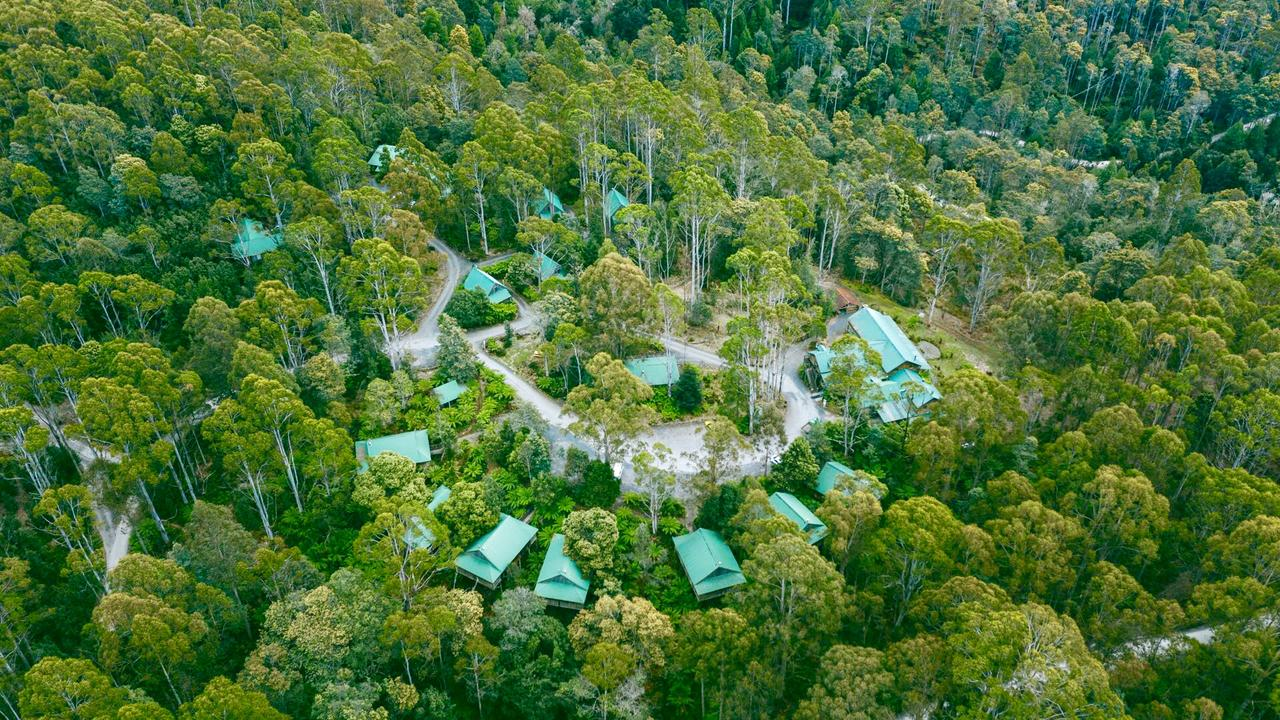 Lemonthyme Wilderness Retreat - QLD Tourism