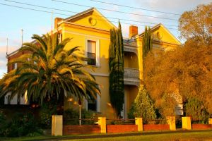 Campbell st Lodge - QLD Tourism