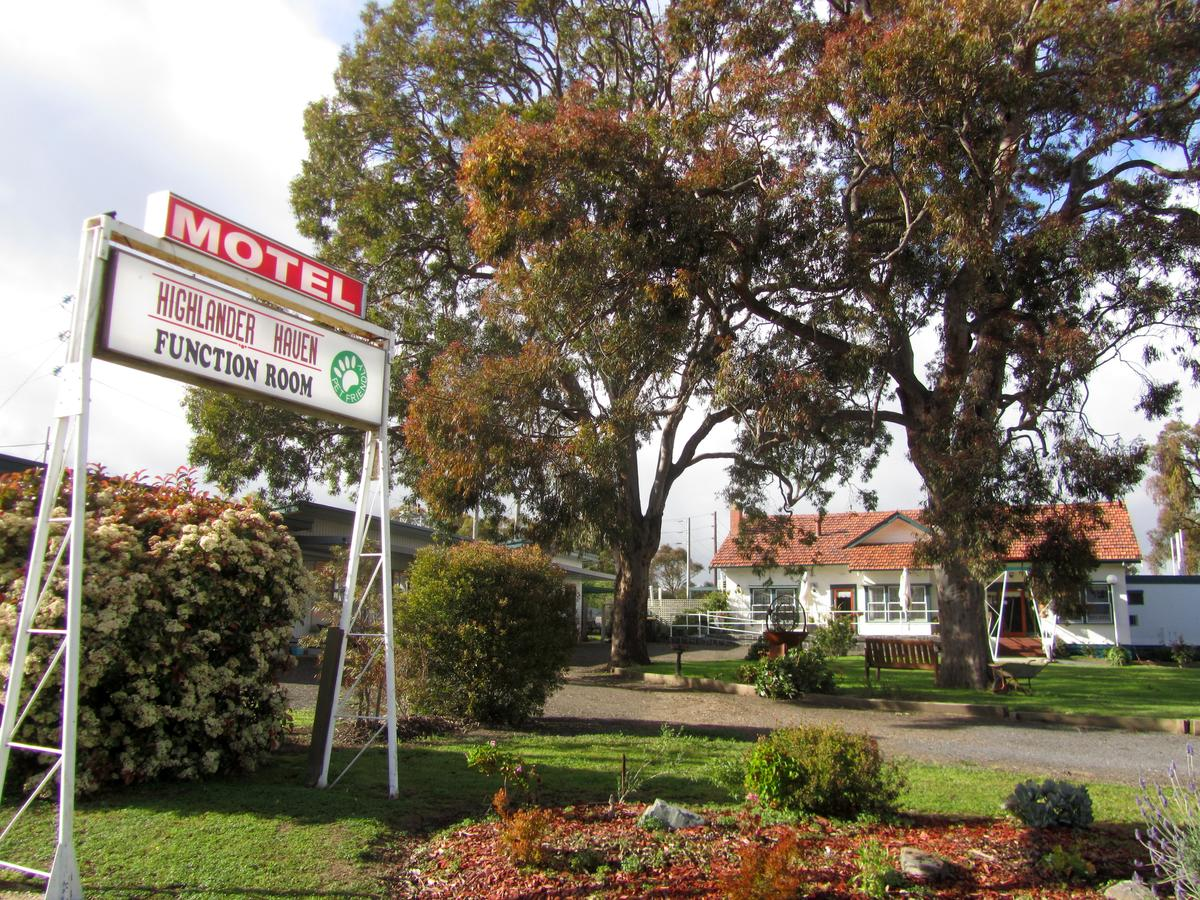 Highlander Haven Motel - QLD Tourism