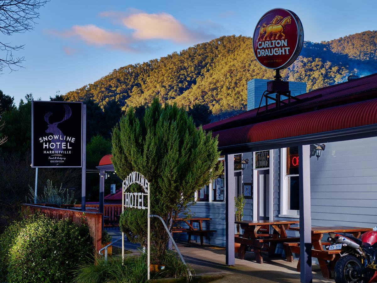 The Harrietville Snowline Hotel - QLD Tourism