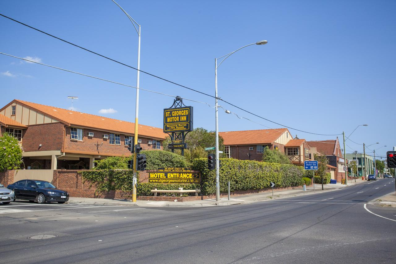 St Georges Motor Inn - QLD Tourism