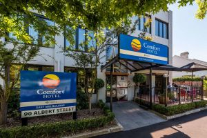 Comfort Hotel East Melbourne - QLD Tourism