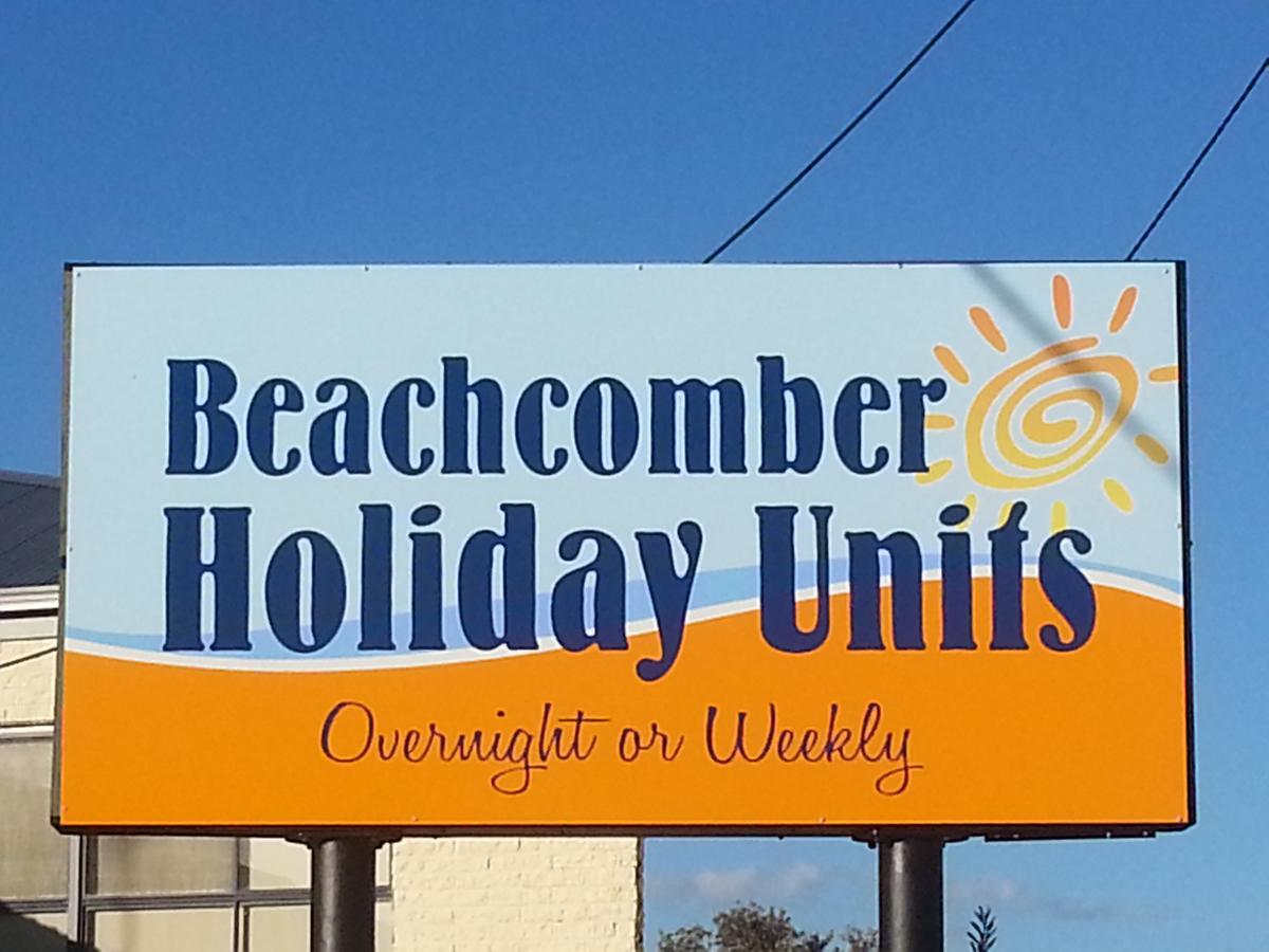 Beachcomber Holiday Units - QLD Tourism