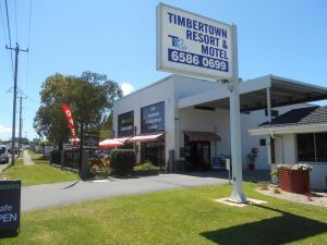 Timbertown Resort and Motel - QLD Tourism