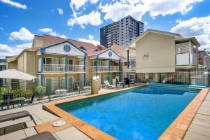 Toowong Inn  Suites - QLD Tourism