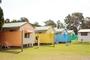 Rainbow Beach Holiday Park - QLD Tourism