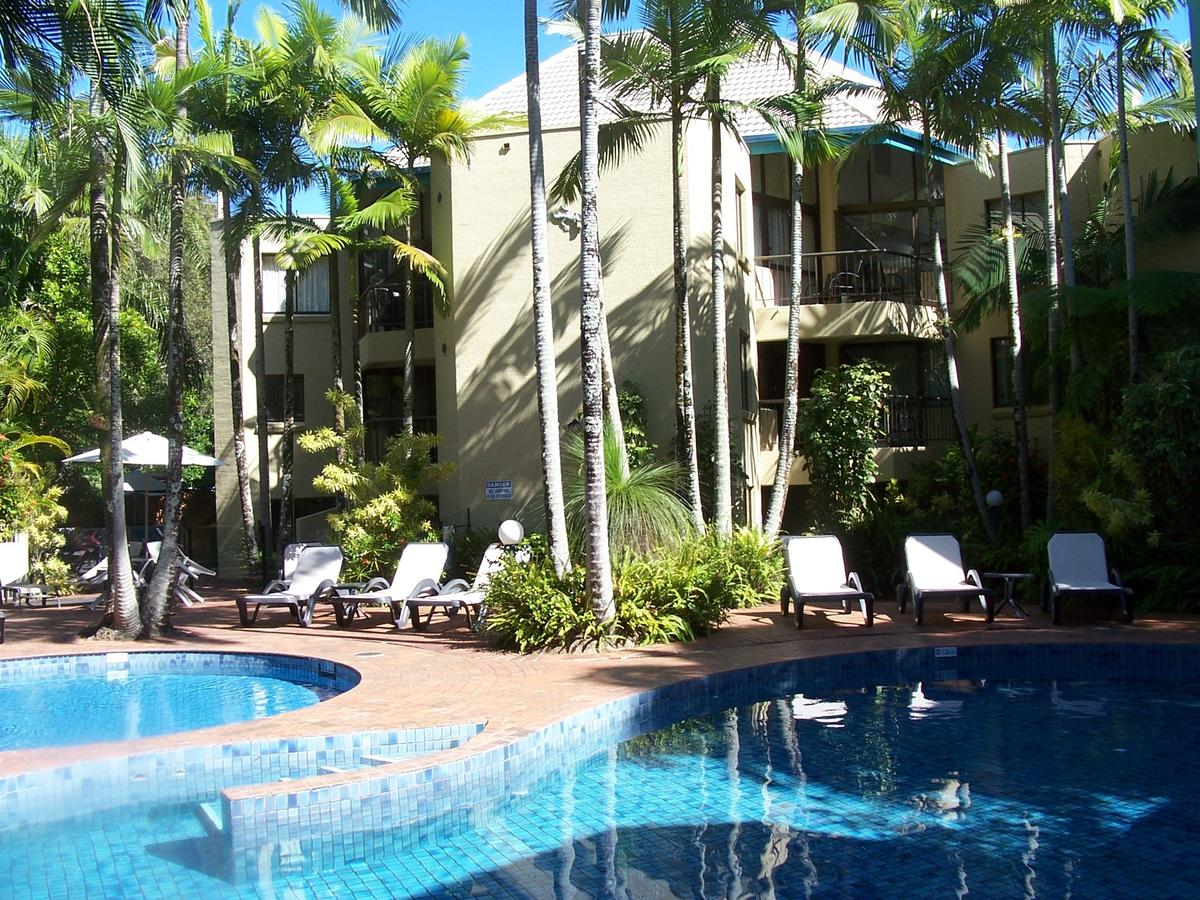 Ocean Breeze Resort - QLD Tourism