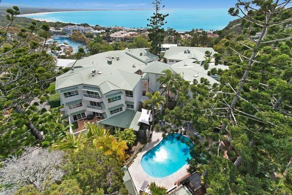 The Lookout Resort Noosa - QLD Tourism