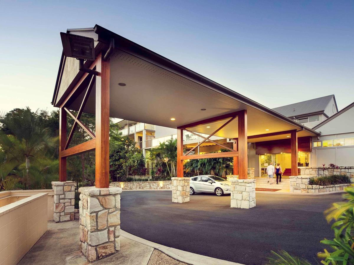 Mercure Clear Mountain Lodge - QLD Tourism