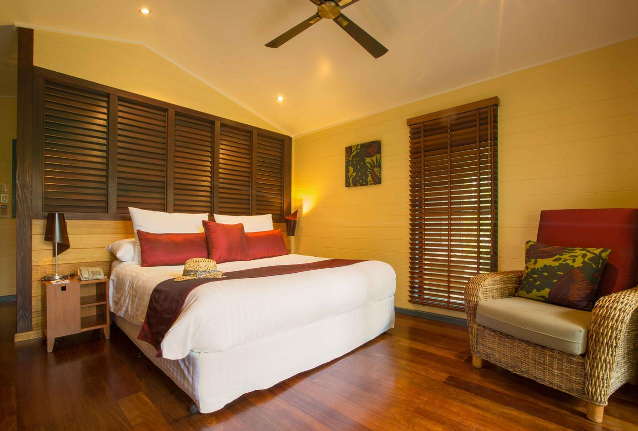 Silky Oaks Lodge - QLD Tourism